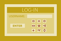 Log-in easily & safely