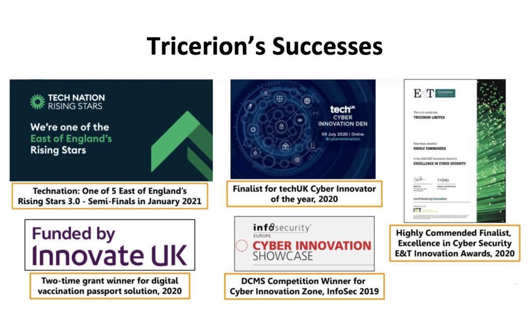 Celebrating Tricerion's Successes