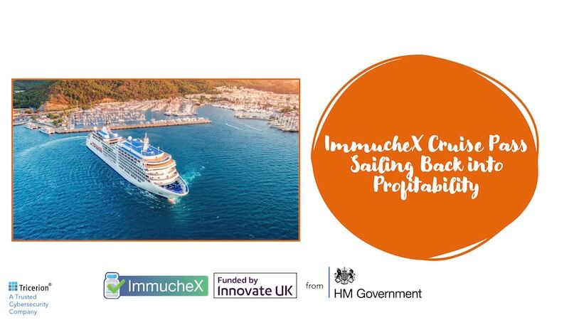 Introducing ImmuchecX Cruise Pass by Tricerion