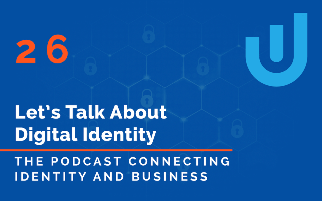 Pioneering Neurographic Passwords with Schehrezade Davidson – Ubisecure Podcast Episode 26